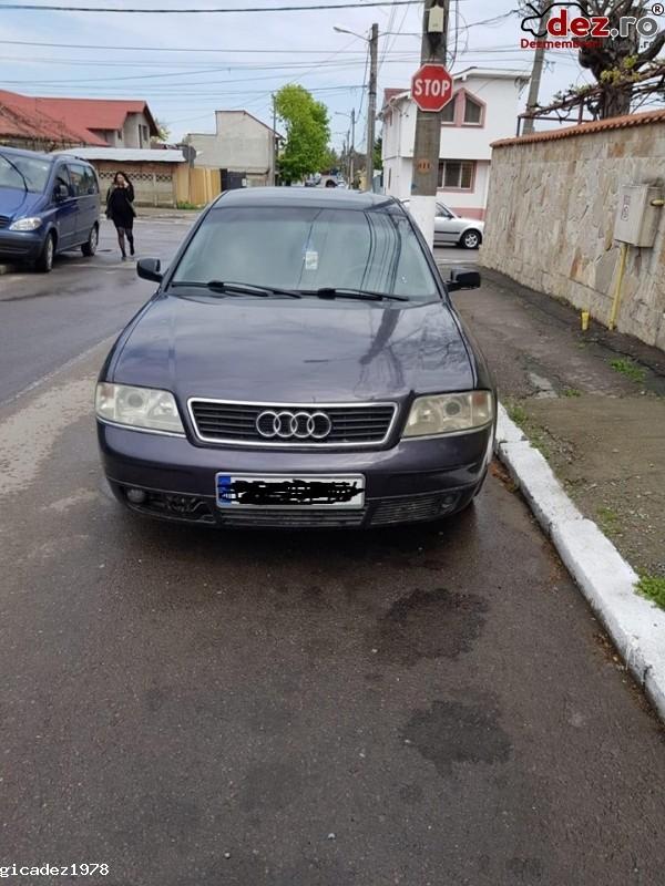 Dezmembrez Audi A6 C5 Benzina 2 4 V6 Cod Motor Arj An 1999 în Constanta, Constanta Dezmembrari