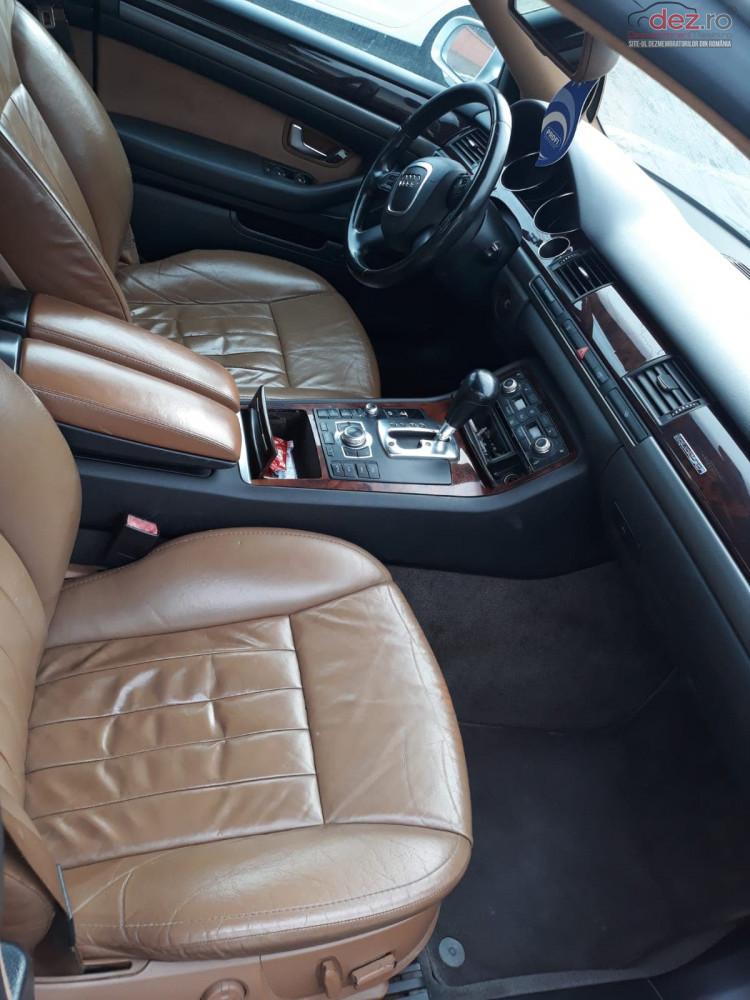 Dezmembrez Audi A8 Diesel 3 0 Automat An 2005 Volan Stanga
