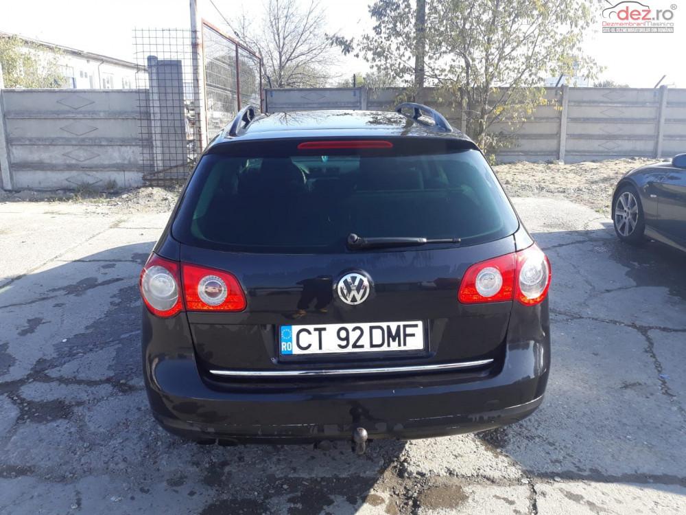 Dezmembrez Volkswagen Passat B6 Break 2 0 Diesel 140cp Bkp An 2006 Dezmembrări auto în Constanta, Constanta Dezmembrari