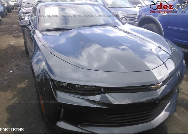 Dezmembrez Chevrolet Camaro Coupe 2017  Dezmembrări auto în Pitesti, Arges Dezmembrari