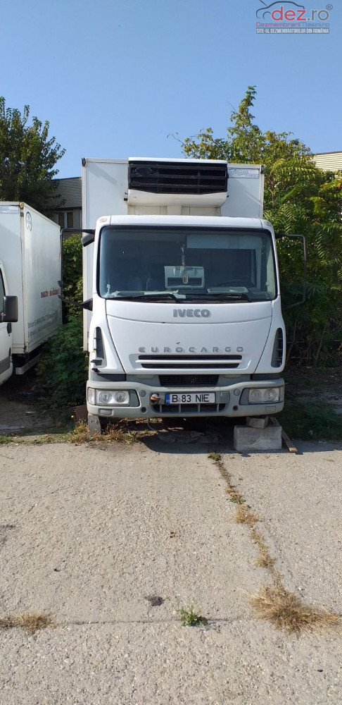 Vand  Piesa Iveco  Eurocargo  Dezmembrări auto în Ploiesti, Prahova Dezmembrari