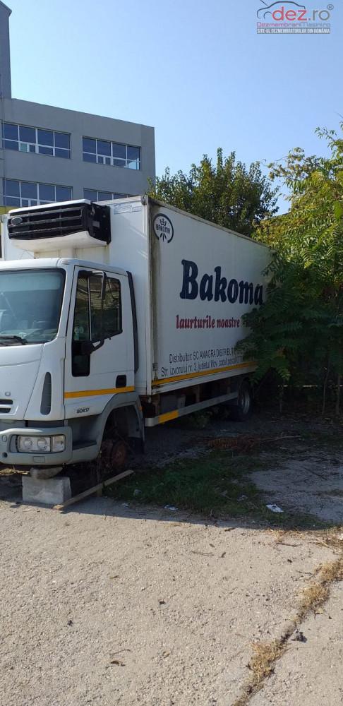 Dezmembrez Iveco Eurocargo  Dezmembrări auto în Ploiesti, Prahova Dezmembrari