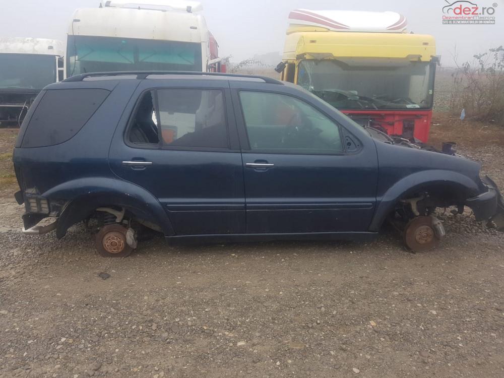 Dezmembrez Mercedes Ml 2003  Dezmembrări auto în Ploiesti, Prahova Dezmembrari