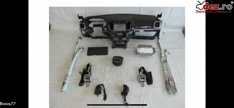 Airbag cortina Jeep Grand Cherokee 2016
