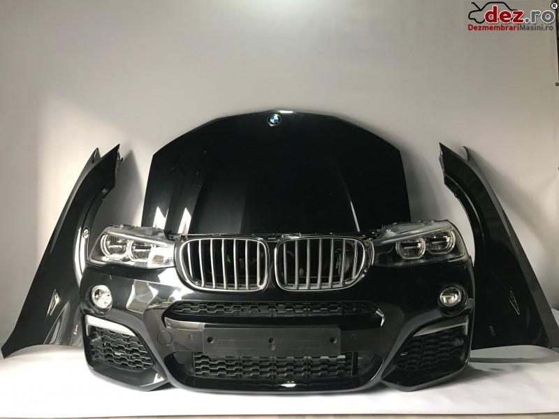 Vand Fata Completa Pentru Bmw X4 F26 Model 2014 2018 Originala Din Dezmembrari Dezmembrări auto în Zalau, Salaj Dezmembrari