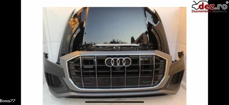 Vand Fata Completa Pentru Audi Q8 2018 Dezmembrări auto în Zalau, Salaj Dezmembrari