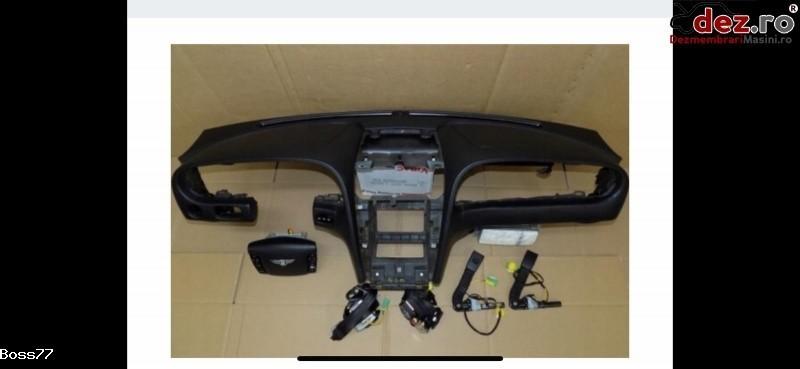 Vand Kit Complet Plansa Bord+airbaguri+centuri Pentru Bentley Continental Gt 11 Dezmembrări auto în Zalau, Salaj Dezmembrari