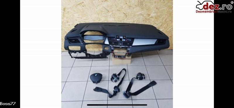 Vand Kit Complet Plansa Bord+airbaguri+centuri Pentru Bmw Seria 2 F45 F46 2016 Dezmembrări auto în Zalau, Salaj Dezmembrari