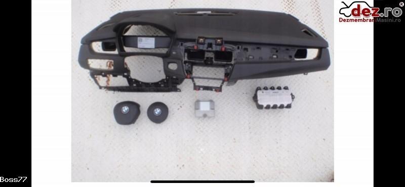 Vand Kit Complet Plansa Bord+airbaguri+centuri Pentru Bmw Seria 2 F45 F46 2012 Dezmembrări auto în Zalau, Salaj Dezmembrari