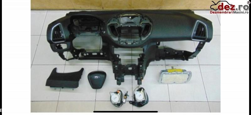 Vand Kit Complet Plansa Bord Cu Airbaguri Si Centuri Pentru Ford B Max 12 17 Dezmembrări auto în Zalau, Salaj Dezmembrari