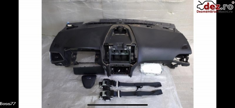 Vand Kit Complet Plansa Bord Cu Airbaguri Si Centuri Pentru Ford Edge 15 17 Pentru Dezmembrări auto în Zalau, Salaj Dezmembrari