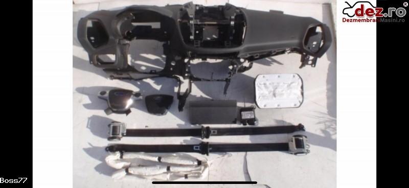 Vand Kit Complet Plansa Bord Cu Airbaguri Si Centuri Pentru Ford Escape 10 16 Dezmembrări auto în Zalau, Salaj Dezmembrari