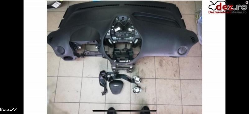 Vand Kit Complet Plansa Bord Cu Airbaguri Si Centuri Pentru Ford Tourneo 2014 Dezmembrări auto în Zalau, Salaj Dezmembrari