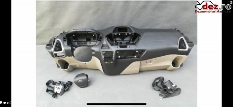 Vand Kit Complet Plansa Bord Cu Airbaguri Si Centuri Pentru Ford Tourneo Costum Dezmembrări auto în Zalau, Salaj Dezmembrari