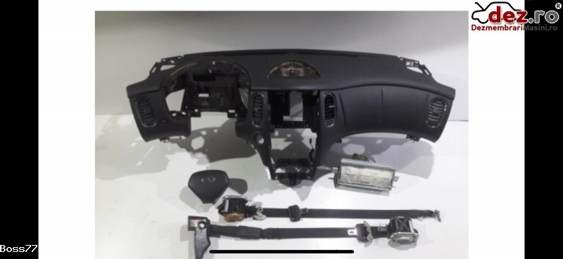 Vand Kit Complet Plansa Bord Cu Airbaguri Si Centuri Pentru Infiniti Ex 2009 Dezmembrări auto în Zalau, Salaj Dezmembrari