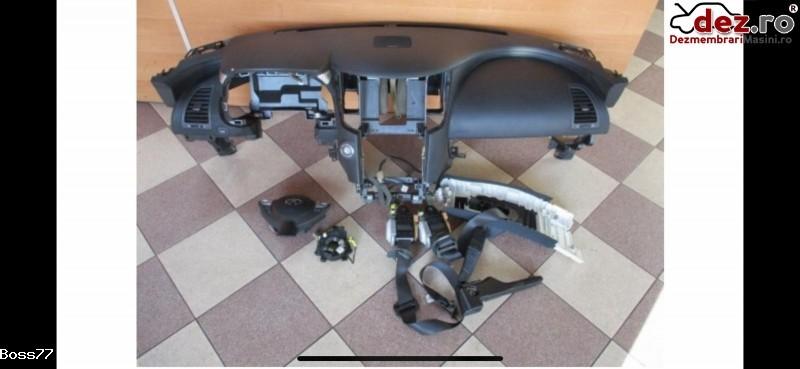 Vand Kit Complet Plansa Bord Cu Airbaguri Si Centuri Pentru Infinitit Fx 2009  Dezmembrări auto în Zalau, Salaj Dezmembrari