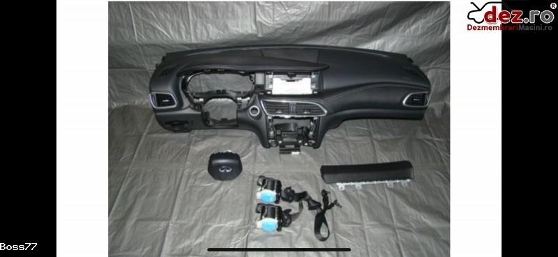 Vand Kit Complet Plansa Bord Cu Airbaguri Si Centuri Pentru Infiniti Q30 2013 Dezmembrări auto în Zalau, Salaj Dezmembrari