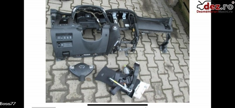Vand Kit Complet Plansa Bord Cu Airbaguri Si Centuri Pentru Infiniti Qx70 2014  Dezmembrări auto în Zalau, Salaj Dezmembrari