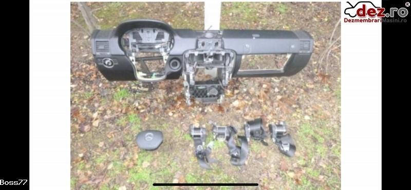 Vand Kit Complet Plansa Bord Cu Airbaguri Si Centuri Pentru Mercedes G Klass W463 Dezmembrări auto în Zalau, Salaj Dezmembrari