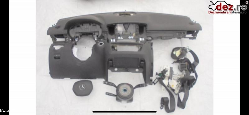 Vand Kit Complet Plansa Bord Cu Aribaguri Si Centuri Pentru Mercedes Ml Klass W166 Dezmembrări auto în Zalau, Salaj Dezmembrari