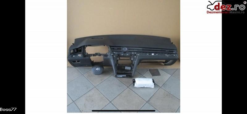 Vand Kit Complet Plansa Bord Cu Aribaguri Pentru Vw Arteon 17 19 Dezmembrări auto în Zalau, Salaj Dezmembrari