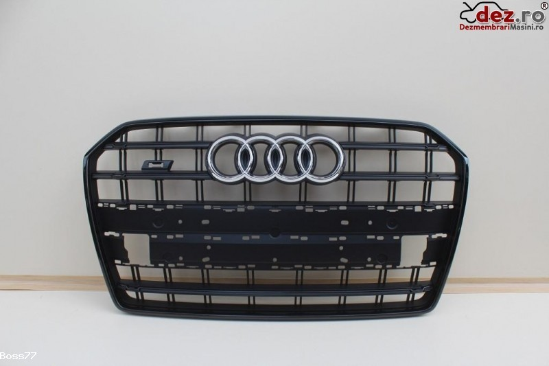 Grila radiator Audi S6 2015 Piese auto în Zalau, Salaj Dezmembrari