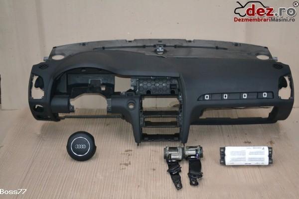 Vand Kit Complet Plansa Bord Cu Airbaguri Si Centuri Pentru Audi Q7 Dezmembrări auto în Zalau, Salaj Dezmembrari