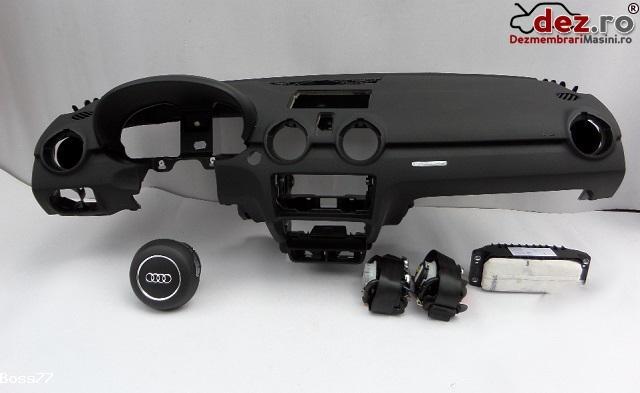 Vand Kit Complet Plansa Bord Cu Airbaguri Si Centuri Pentru Audi S1 Dezmembrări auto în Zalau, Salaj Dezmembrari