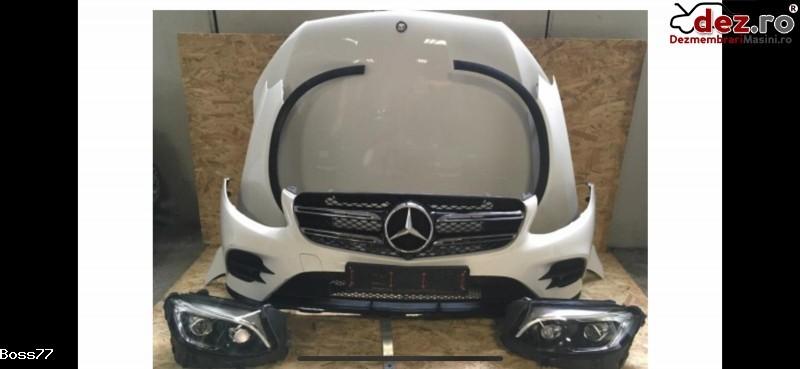 Vand Fata Completa Pentru Mercedes Glc Coupe 2015 La Un Pret Avantajos Pentru Mai Dezmembrări auto în Zalau, Salaj Dezmembrari