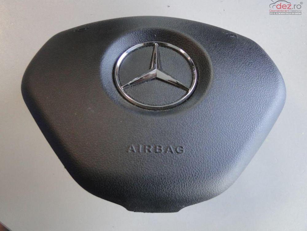 Airbag Volan Mercedes A Class W176 Piese auto în Zalau, Salaj Dezmembrari