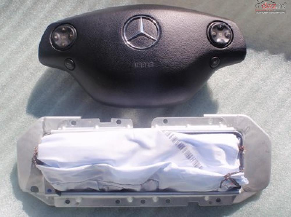 Airbag Volan Mercedes Cl Class W216 Lift Piese auto în Zalau, Salaj Dezmembrari