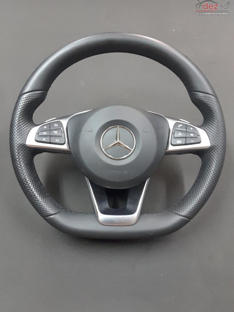 Airbag Volan Mercedes S Class Coupe W217 Piese auto în Zalau, Salaj Dezmembrari