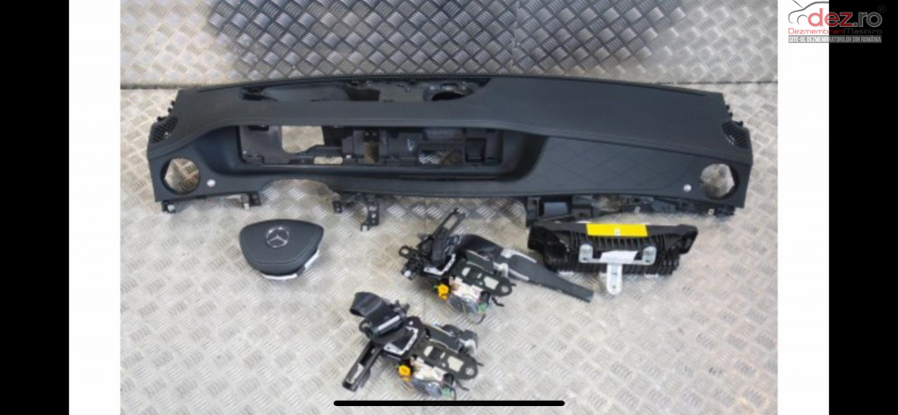 Kit Plansa Bord Mercedes S Class Piese auto în Zalau, Salaj Dezmembrari
