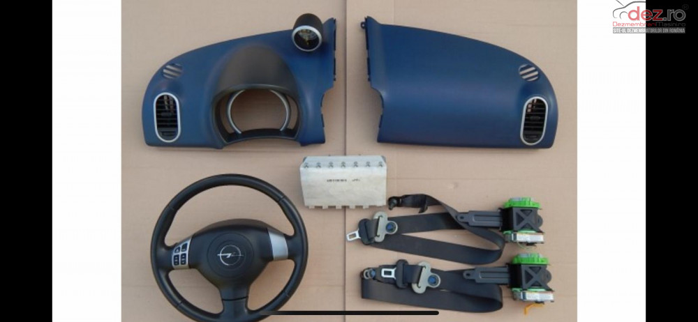 Kit Plansa Bord Opel Agila Piese auto în Zalau, Salaj Dezmembrari