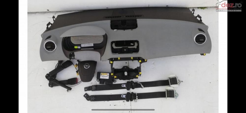 Kit Plansa Bord Opel Meriva B Piese auto în Zalau, Salaj Dezmembrari