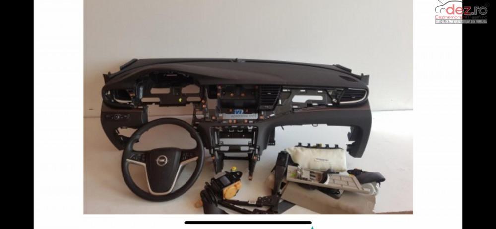 Kit Plansa Bord Opel Mokka X Piese auto în Zalau, Salaj Dezmembrari