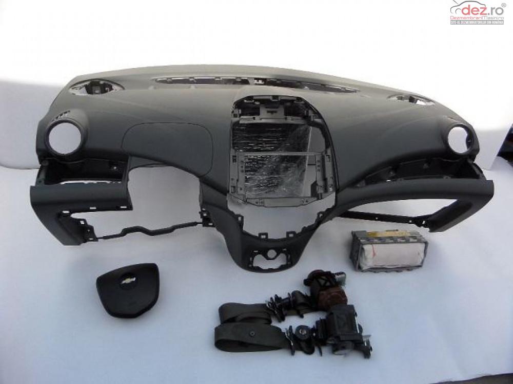 Kit Plansa Bord Chevrolet Spark Piese auto în Zalau, Salaj Dezmembrari