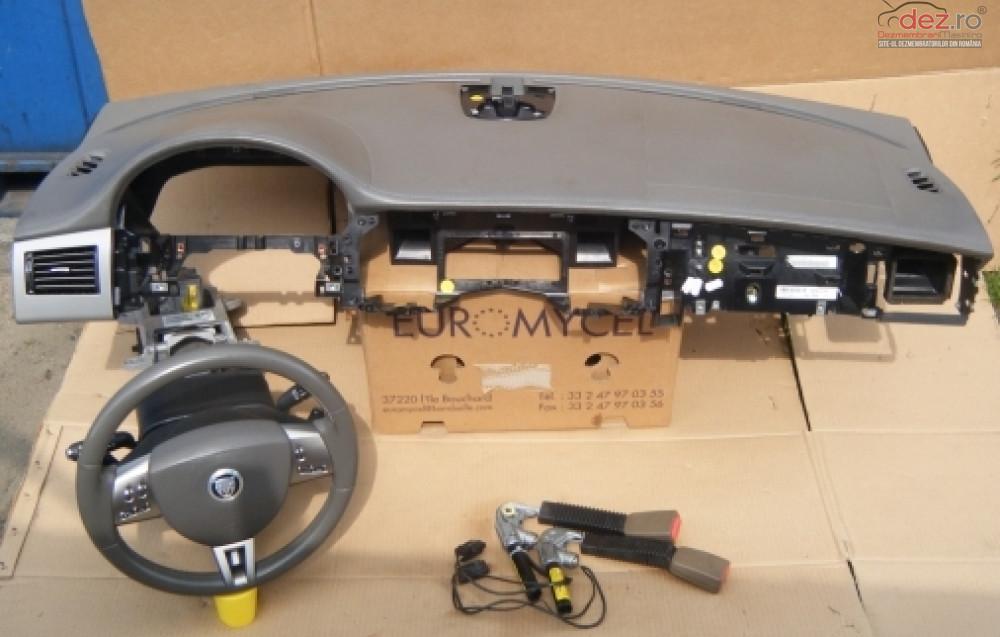 Kit Plansa Bord Jaguar Xf Piese auto în Zalau, Salaj Dezmembrari