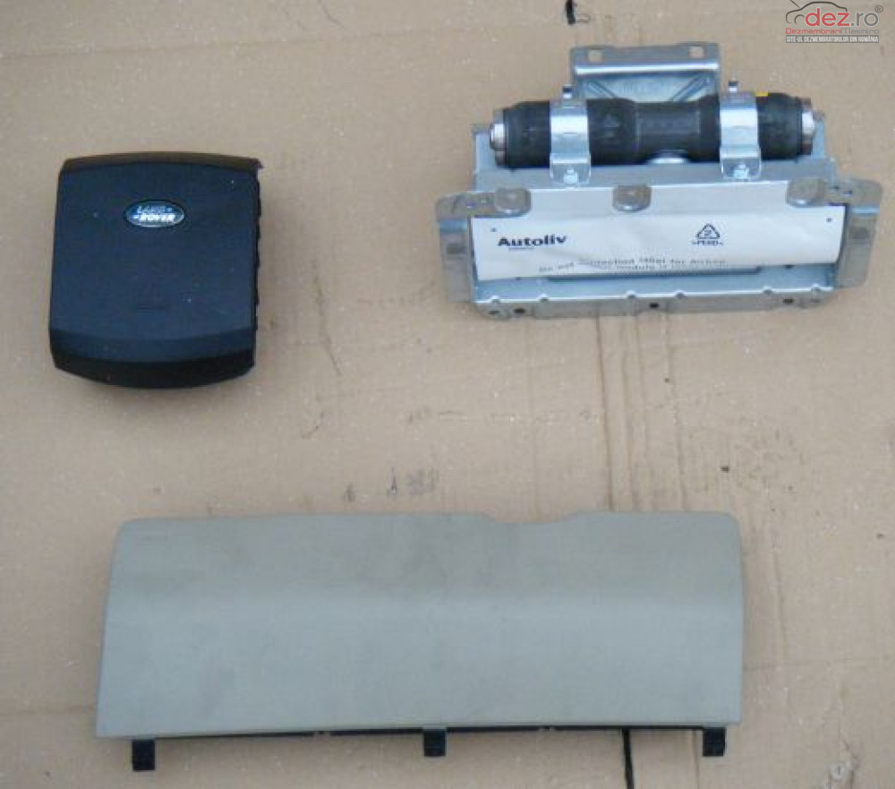 Vand Kit Airbaguri Pentru Land Rover Freelander Dezmembrări auto în Zalau, Salaj Dezmembrari