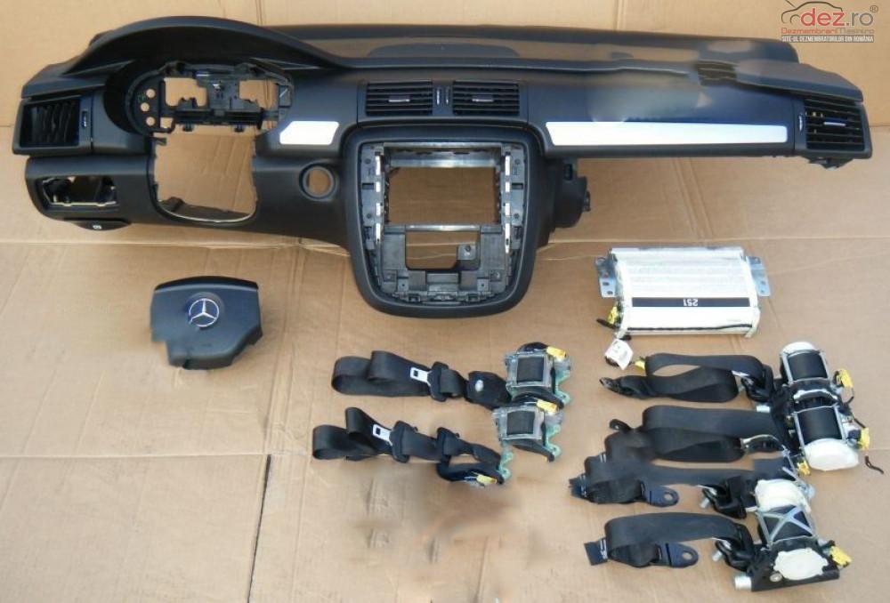 Kit Plansa Bord Mercedes R Class W251 Piese auto în Zalau, Salaj Dezmembrari