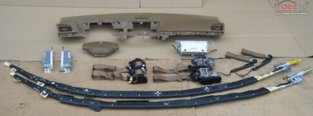 Kit Plansa Bord Mercedes S Class W221 Piese auto în Zalau, Salaj Dezmembrari