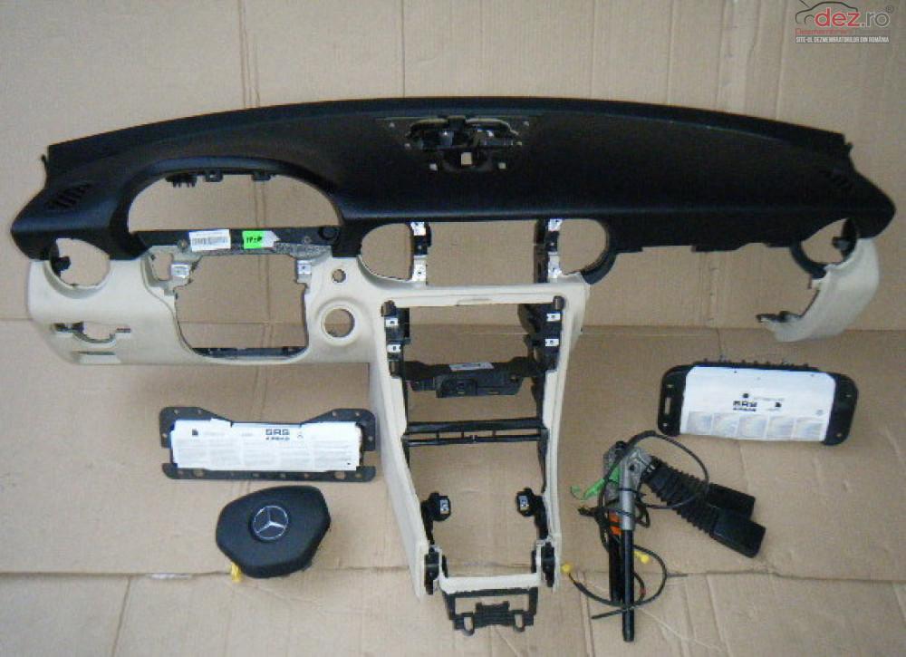 Kit Plansa Bord Mercedes Slk W172 Piese auto în Zalau, Salaj Dezmembrari