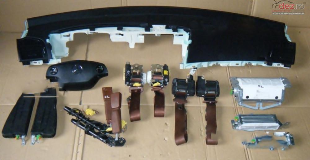 Kit Plansa Bord Mercedes Cl216 Piese auto în Zalau, Salaj Dezmembrari