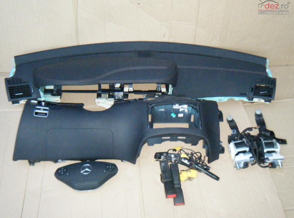 Kit Plansa Bord Mercedes S Class W221 Amg Piese auto în Zalau, Salaj Dezmembrari