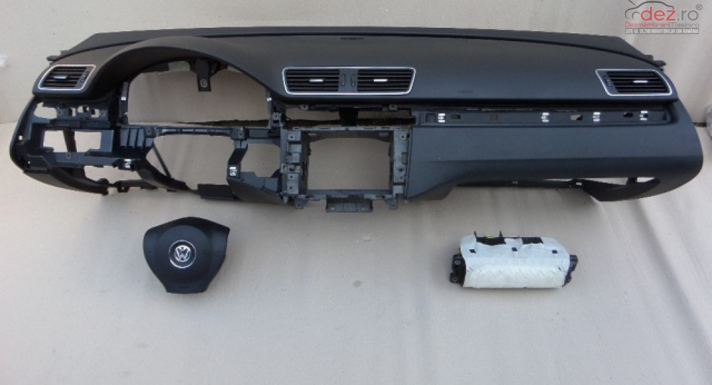 Kit Plansa Bord Vw Passat B7 Cc Piese auto în Zalau, Salaj Dezmembrari