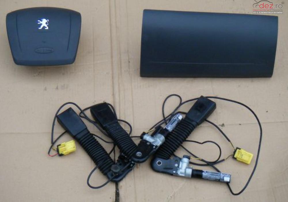 Vand Kit Airbaguri Pentru Peugeot Boxer 2012 Dezmembrări auto în Zalau, Salaj Dezmembrari