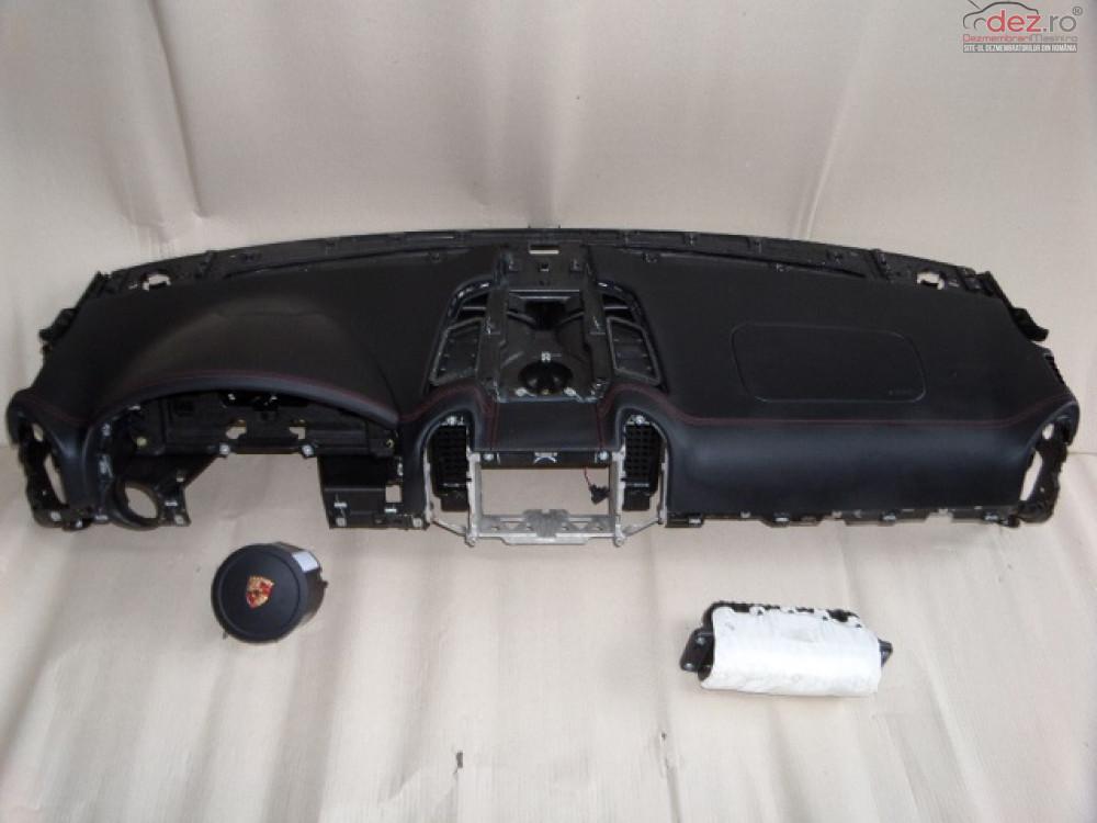 Kit Plansa Bord Porsche Cayenne negru Piese auto în Zalau, Salaj Dezmembrari