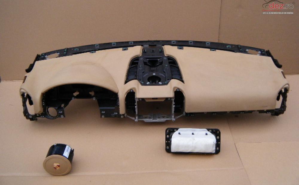 Kit Plansa Bord Porsche Cayenne Crem Piese auto în Zalau, Salaj Dezmembrari