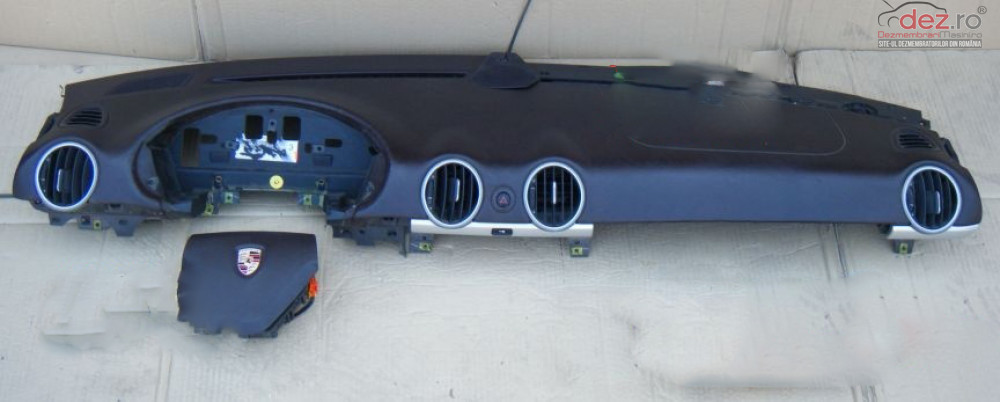 Kit Plansa Bord Porsche Cayman Piese auto în Zalau, Salaj Dezmembrari