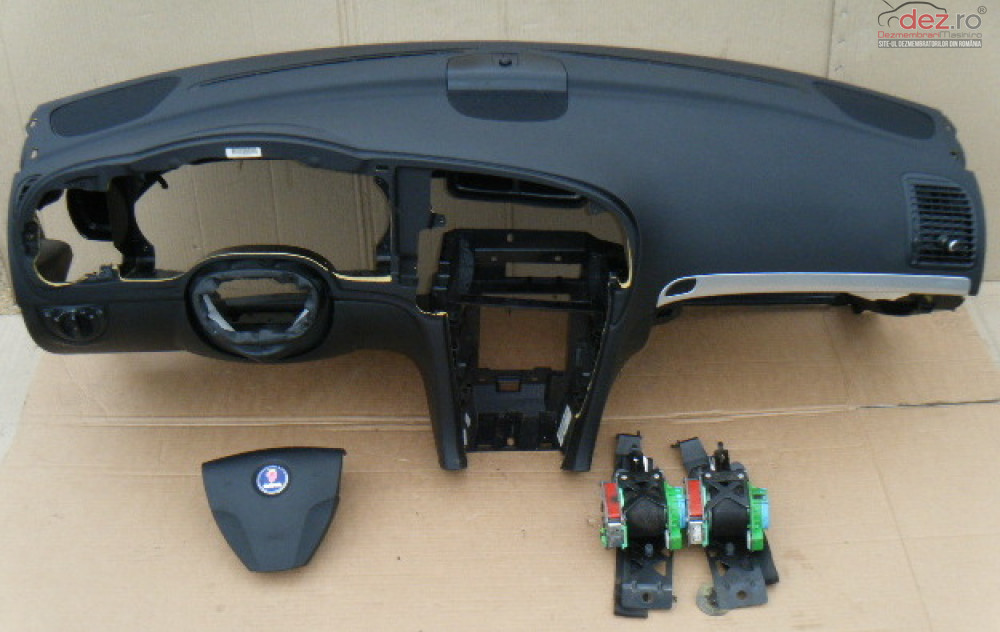 Kit Plansa Bord Saab 9 3 Piese auto în Zalau, Salaj Dezmembrari